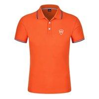 Explosivo de alta qualidade polo camisa masculina cor sólida lavada algodão de mangas curtas verão homens t-shirt homens camisa polos poloshirt 2021 ladie