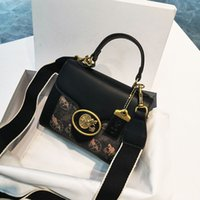 French carriage handbag for womenBrand package