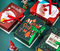Buchform Weihnachtsgeschenk Wrap Paket Verpackungsbox Kreativer Novalty-Artikel machen den gegenwärtigen Erottit