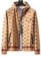 20s homens desenhista de luxo inverno jaqueta de jaqueta de negócio de nivelamento sobrevivente casual casual top homens m ~ 3xl