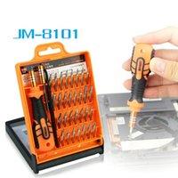 الأدوات اليدوية Jakemy JM-8101 33 في 1 مجموعة مفك البراغي الدقيقة متعددة الوظائف لأجهزة الكمبيوتر المحمول