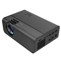 1080P HD Resolution Ratio Support WiFi and Bluetooth Home Theater Video Projector Compatible with HDMI, VGA, USB, Laptop, iOS & Android Smartphone