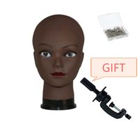 Chinese Factory Africa Mannequin Manikin Head Wig Stand Jewelry Hat display