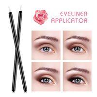 Makeup Brushes 100pcs Lot Women Fashion Cool Cosmetics Disposable Applicator