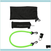 Golf Sports & Outdoorsgolf Training Aids Latex Tube Club Fixing Aessories Equipment Swing Resistance Bands Pull Rope Drop Delivery 2021 Rw3A