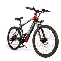Samebike sh26 26 zoll faltende berg elektrische fahrräder lager lagerwagen großhandel fahrrad sport draußen radfahren last 150 kg tragbare e-fahrrad maximale Geschwindigkeit 30km / h
