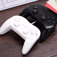 Game Controllers & Joysticks Gamepads Classic Wired Controller Gaming Remote Pro Gamepad Joypad Joystick For Wii Second-Gener