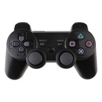 PS3 Controllers Doubleshock Bluetooth Wireless Game Joysticks Controller For Playstation 3 PS Gamepad Portable Video Palyer Games Console Good quality