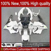 Bodys Kit для Kawasaki Ninja ZX-7R ZX750 ZX 7R 96 97 98 99 00 01 02 03 CUDLEWORK 28HC.26 ZX-750 ZX 7 R ZX 750 ZX7R Глянцевый белый новый 1996 1997 1998 1999 2000 2001 2002 2003 Обсуждение