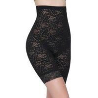 Women's Leggings High Waist Safe Pants Slip Womens Under For Dresses Bands Lace Undershorts Legins