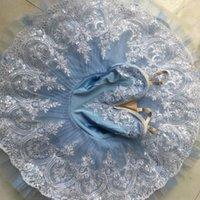 Сцена носить профессиональный балет TUTU взрослых ребенок балерина платье детей малыш девушка одежда лебедь Хэллоуин костюмы для женщин