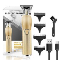 Electric Clifter Clipper Maquina de Cortar Cabello Trimmer Trimmer Mount Beard Broking Piction Package Professional Professional для косилки