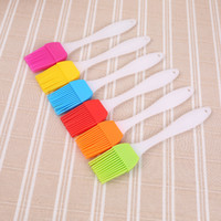 Cake Cream Butter Spatula Butter Mixer Cake Brush Mixing Batter Scraper Silicone Pastry Spatula Baking Pastry Tools CCF6950