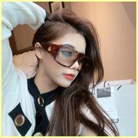 2021 Top Quality Designer Sunglasses For Women Mens Sunglass Fashion Aviators Sun Glasses Driver Metal Logo D Glasses Polarized With Box