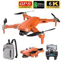 Deepaowill S608PRO GPS DRONE 6K Dual HD Kamera Professionelle Luftpographie Bürstenlose Faltbare Quadcopter RC-Entfernung 3km 210726