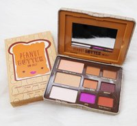 Makeup Faced Peanut Butter  Jelly Palette Eye Shadow 9 color eyeshadow