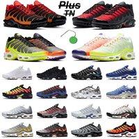 air max plus tn femmes hommes chaussures de course Triple blanc noir Hyper bleu Greedy Oreo Decon hommes formateurs baskets de sport taille 36-46