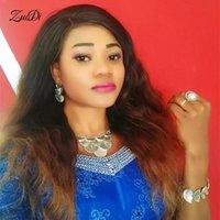 Earrings & Necklace ZuoDi 2021 Fashion African Beads Designer Jewelry Set Dubai Gold sliver Plated Wedding Women Bridal Wholesale