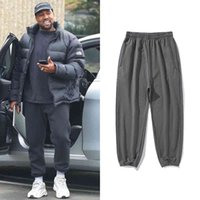 Pants Kanye West Hip Hop Women Mens Joggers Urban Streetwear Sweat Men Kardashian Loose Casual