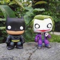 Cartoon Pop Batman Dark Ride Batman01 # Clown handgemachte Modell Spielzeug JNC67