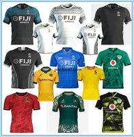 2020 2021 Mode Fidji Ireland Rugby Jersey 2021 Espagne Australie Rugby Shirt 20 21 Entraînement Maillot de Jersey Taille S-3XL