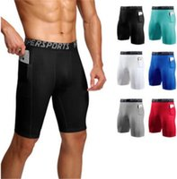 2021 Men Quick Dry Short Leggings Mens Compression Running Tights Gym Fitness Sport Shorts Male Panties homme
