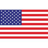 Estrellas Stripes Estados Unidos EE. UU. Bandera estadounidense de EE. UU. Direct Fábrica al por mayor 3x5fts 90x150cm Venta al por menor Uso al aire libre para exteriores RRA5091