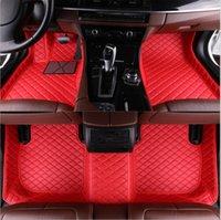 Honda CRV 2021 자동차 바닥 럭셔리 맞춤 플로어 자동 매트 카펫 새로운