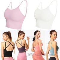 2021 mujeres lu tanques lulu yoga sujetador gimnasio alinear entrenamiento tops tops belleza plástico deporte ropa interior mujeres reunir la carrera aptitud
