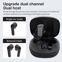 XT18 Bluetooth TWS Earphone Wireless Headphones Stereo Sound Music Headset Earbuds For iphone 11 12 13 samsung S10 S20 All Smart Phone With Charge Box