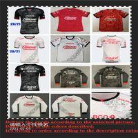 Tamanho: S - XXL Xolos Club Tijuana Futebol Jerseys Home 2021 2022 Sanvezzzo Miler Camisetas Liga MX Homem Kids Football Shirt Tailândia