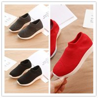Sneakers Kids Running Children Shoes Baby Boys Sport Girls Breathable Knit Socks Outdoors Toddler Soft Casual