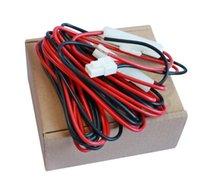 كابل الطاقة الراديو ل Kenwood NX-700 NX-800 TK-762G TK790 TK890 TK7160 TK8160 TK7180 TK8180 Walkie Talkie