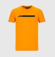 F1 Fórmula One T-shirt Logotipo de auto de manga corta Equipo Workwear