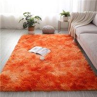 Carpets Homeware Thicken Anti-Slip Carpet Living Room Coffee Table Blanket Bedroom Yoga Mat Home Decorations