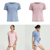 lulu yoga pants leggings yogaworld women align tanks spotrs bra designer breathable lu Tank Fitness Shirt Vest sports underwear running womens Proof Workout Gym Top