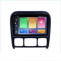 9 inch Android car dvd player for 1998-2005 Mercedes Benz S Class W220 S280 S320 S350 S400 S430 S500 USB AUX support Carplay TPMS