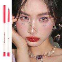 Eye Shadow Colorful Eyeliner Gel Pen Women Girl Smooth Slim Liner Pencil Waterproof Long-lasting Bright Color Eyes Makeup Cosmetic