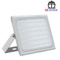 DIS Dış Aydınlatma LED Işıklandırmalar AC110V / 220 V 10 W 20 W 30 W 50 W 100 W 150 W 200 W 300 W 500 W Depo, Garaj, Fabrika Atölyesi, Bahçe için Uygun