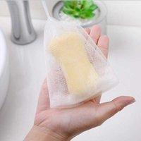 Bagno da bagno in poliestere moderno sacchetto di sapone in schiuma di lavaggio sapone per lavare la bocca fascio bocca appeso sapone sapone sapone