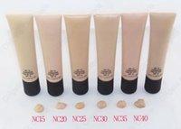 Make Up Liquid Foundation Primer aufhellen lang anhaltendes Whitening Natürliche nahrhafte, leicht zu tragen Concealer Makeup Primer Base SPF15