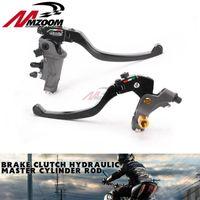 Freins à moto Universal Handbrake Hydraulique d'embrayage Hydraulique Accessoires Frein avant Master