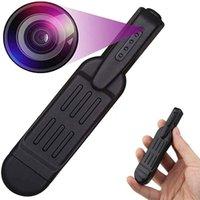 مصغرة كاميرات 1080P HD جيب القلم كاميرا اجتماع فيديو DVR مسجل DV USB 2.0 دعم TF بطاقة تصل إلى 64 جيجابايت المحمولة في الهواء الطلق