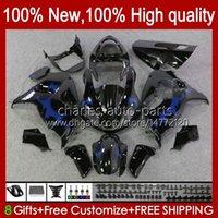Suzuki Srad TL-1000 TL 1000 R TL1000R TL-1000R 98-03 Bodywork 19HC.31 Blue Flames TL1000 R 98 99 00 01 02 03 TL 1000R 1998 1999 2000 2000 2001 2002 2003 바디 키트