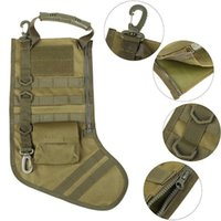 Storage Bags VOW Pets Military Combat Hunting Magazine Pouches Hanging Tactical Christmas Stocking Bag Dump Drop Utility