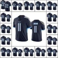 "Tennessee ""Titans"" Men # 8 Marcus Mariota 22 Derrick Henry 17 Ryan Tannehill Mujeres Juvenil Vapor Vapor Vapor intocable Limited Jersey"