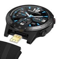 Designer luxo marca relógios homens inteligentes gps com cartão sim card fitness bússola barômetro altitude m5 mi mulheres inteligentes para android xiaomi