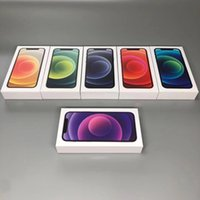 Caja de embalaje de teléfono de alta calidad 2021 para iPhone 12 12mini 12pro Max Boxs
