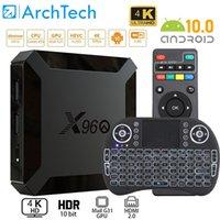 Set Top Box X96Q Android 10.0 Tv Box 1G 8G 2G 16G Allwinner H313 Quad Core 4K Youtube Set-Top Box Smart Tv Media Player Tvbox