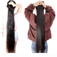 Brazilian Straight Human Hair bundles 22 24 26 28 30 32 34 36 38 40Inch Wholesale 3 Bundles Virgin Hair Natural Color Virgin Hair Weave
